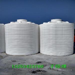 10吨甲醇塑料桶 pe料滚塑10立方加厚水箱直销厂家