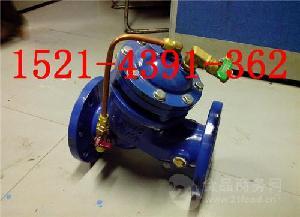 F745X-16球墨铸铁遥控浮球阀DN80DN100DN150