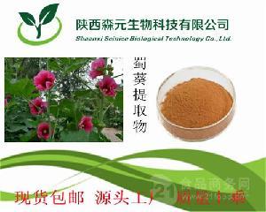 蜀葵提取物10:1 斗篷花提取物 天然植物萃取 一手货源 现货供应