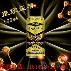 500毫升新品啤酒厂家供应/易拉罐啤酒批发