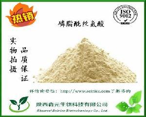 磷脂酰丝氨酸 PS20% 食品级中老年保健原料 厂家现货 品质保证