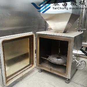 果木烟熏箱香肠烟熏炉豆干烟熏机