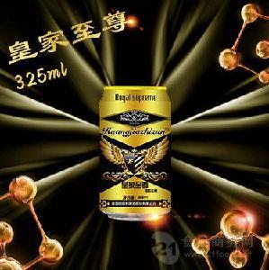 325毫升**易拉罐啤酒(土豪金)