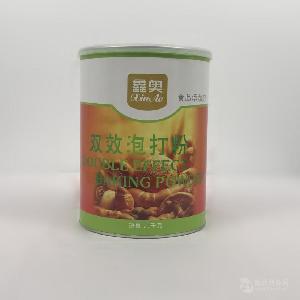 广州市鑫奥牌1kg*12罐/件无铝双效泡打粉复配膨松剂包邮