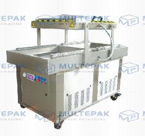 自动真空包装机 自动摆臂真空包装机肉类真空包装机 680