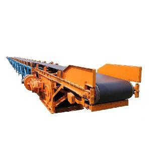 DT型固定式带式输送机丨TD75型通用固定式带式输送机