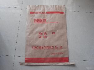 三层纸袋加PE内膜