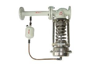 进口蒸汽型自力式压力调节阀