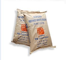供应韩国TS白砂糖30kg原装进口韩国砂糖