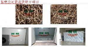 智烘牌黄花菜烘干机厂ZH-JN-HGJ03干燥技术专业化高