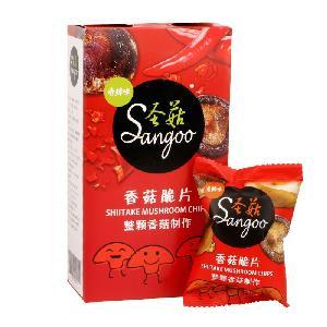 香辣味 香菇脆片 休闲食品
