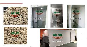 智烘牌麦冬烘干机ZH-JN-HGJ03高温热泵干燥生产方法