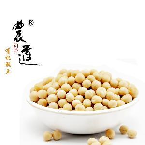 农道 散装有机豌豆 25公斤/袋 厂家直销