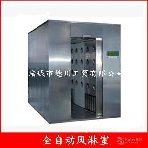 半自动风淋室厂家 调理食品车间除尘设备 含运费价格