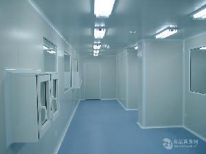 昆山食品车间无尘室厂家  洁净室专业设计施工团队