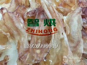 智烘猪蹄筋干燥房ZH-JN-HGJ03闭式除湿热泵烘干方式