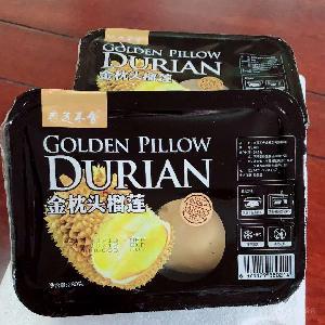 恋莲不舍榴莲冷冻果肉280g泰国金枕头河南泰香莲食品小黑盒
