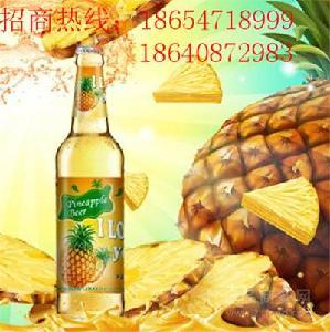 青轩啤酒果啤饮品系列/菠萝啤招商代理