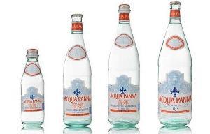 宝山普娜水价格表((玻璃瓶))普娜进口饮用水专卖