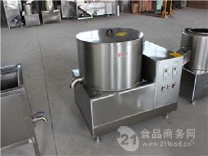 油炸食品专业设备脱油机全自动脱油机