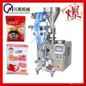 佛山川美 优质供应 全自动青豆自动包装机 小型立式包装机