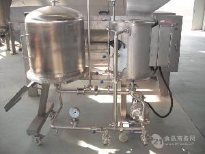 质量好的【酱油过滤机】价格—新乡新航醋过滤机厂家