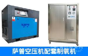 制氧机配套专用空压机的广泛应用