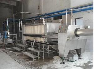 啤酒澄清过滤设备【板框硅藻土过滤机】厂家—硅藻土过滤机厂家