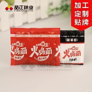韩国火鸡面方便面调味料包   调味料包   芝麻海苔