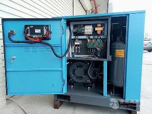 开山螺杆式空压机超低静音河北地区上门安装