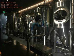 西安500升自酿啤酒设备多少钱