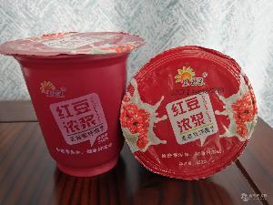 晨之味红豆浓浆330g/杯