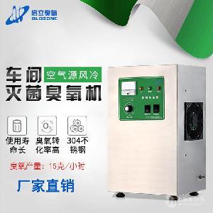 启立供应福建食品车间臭氧消毒机 15g空气臭氧灭菌消毒机