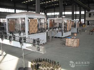 供应半自动果酒灌装线价格—新乡1000瓶葡萄酒灌装线厂家