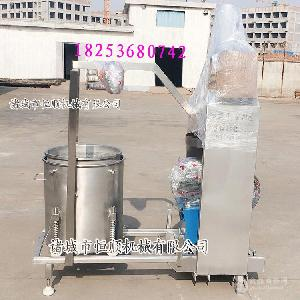 广西特产原味桑果酒过滤榨汁器 高清精细过滤压榨机 果汁发酵低度