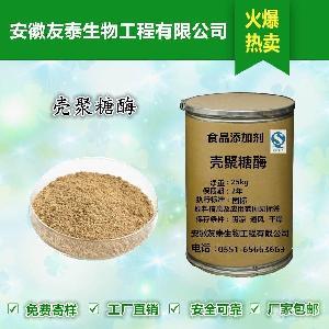 优质食品级壳聚糖酶生产厂家