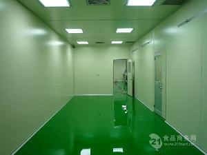 杭州无尘室厂家  洁净室专业设计施工团队