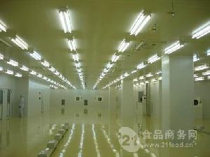 太仓食品车间无尘室厂家 洁净室专业设计施工团队