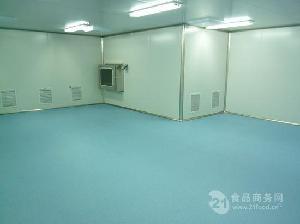 海宁食品车间无尘室厂家 洁净室专业设计施工团队