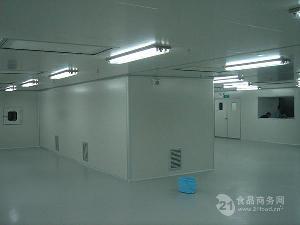 蚌埠食品车间无尘室厂家 洁净室专业设计施工团队