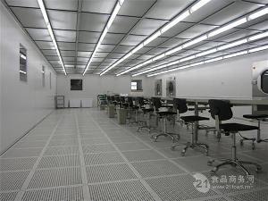 安庆食品车间无尘室厂家 洁净室专业设计施工团队