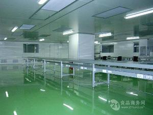 马鞍山食品车间无尘室厂家 洁净室专业设计施工团队