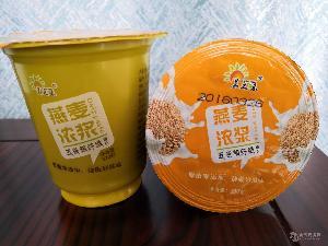 晨之味燕麦浓浆330g/杯