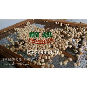 连续干燥作业好的智烘牌莲子烘干系统设备厂ZH-JN-HGJ03