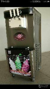 雪旺欣旺博斯通科冷三色软冰淇淋机BQL-360