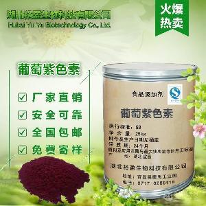 供应批发 葡萄紫色素 食品级 实力商家 质量保障 1kg起订量大优惠