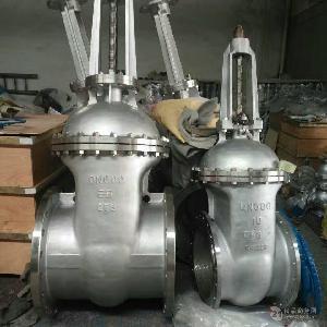 大口径法兰不锈钢闸阀Z41W-16P