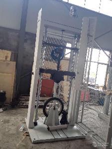 冲击车轮径向载荷试验机