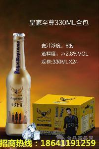 福建南平地区高端易拉罐啤酒厂家招商