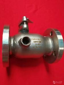 不锈钢保温法兰球阀BQ41F-16P